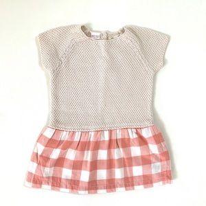 Zara Baby Girl Sweater Dress